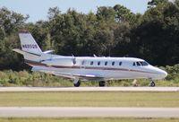 N695QS @ ORL - Cessna 560XL