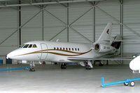 OE-HVA @ LOWW - Dassault Falcon 2000 [217] (International Jet Management) Vienna-Schwechat~OE 13/09/2007