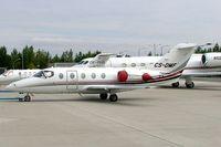 CS-DMF @ LOWW - Beech 400XP Beechjet [RK-410] (NetJets Europe) Vienna-Schwechat~OE 13/09/2007 - by Ray Barber
