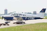 D-ERWA @ EDDP - Visitor on GAT... - by Holger Zengler