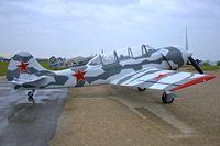 LY-YJW @ LFFQ - At 2013 Airshow at La Ferte Alais , Paris , France - by Terry Fletcher