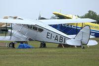 EI-ABI @ LFFQ - At 2013 Airshow at La Ferte Alais , Paris , France