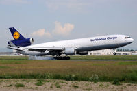 D-ALCR @ EDDF - Lufthansa Cargo - by Martin Nimmervoll