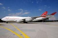 D-ACGA @ EDDF - Air Cargo Germany - by Martin Nimmervoll