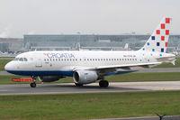 9A-CTG @ EDDF - Croatia Airbus A319 - by Thomas Ranner