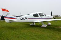 F-HKCR @ LFFQ - At 2013 Airshow at La Ferte Alais , Paris , France