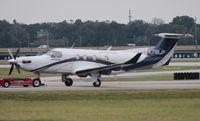 N718JP @ ORL - Pilatus PC-12