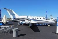 N732M @ ORL - Citation M2 at NBAA