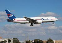 N743AX @ MIA - Amerijet 767