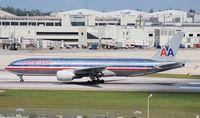 N755AN @ MIA - American 777