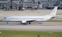 N773AS @ MIA - Songbird 737-400