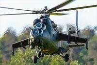 272 @ EPOM - Mi-24D Hind D - by Jerzy Maciaszek