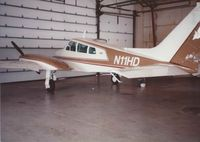 N11HD @ ? - Pre purchase picts from Tyler Texas , Fisher Aircraft - by Lee Fisher