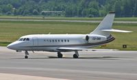 CS-DNQ @ LOWG - NetJets Europe Dassault Falcon 2000 - by Andi F