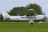 G-ZACE @ EGBK - at AeroExpo 2013 - by Chris Hall