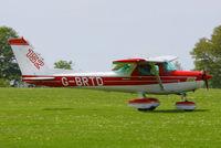 G-BRTD @ EGBK - at AeroExpo 2013 - by Chris Hall