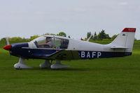 G-BAFP @ EGBK - at AeroExpo 2013 - by Chris Hall