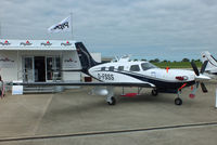 D-FSSS @ EGBK - at AeroExpo 2013 - by Chris Hall