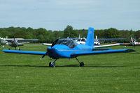 G-CGVD @ EGBK - at AeroExpo 2013 - by Chris Hall