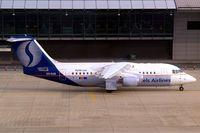 OO-DJQ @ EBBR - BAe 146-RJ85 [E2289] (SN Brussels Airlines) Brussels~OO 13/08/2006