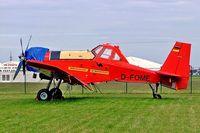D-FOME @ EDBK - PZL-Mielec M-18A Dromader [1Z021-11] Kyritz~D 20/05/2006 - by Ray Barber