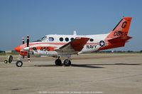 160855 @ ADW - T-44C trainer. - by J.G. Handelman