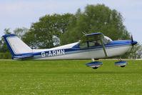 G-ARMN @ EGBK - at AeroExpo 2013 - by Chris Hall