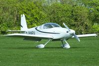 G-RMRV @ EGBK - at AeroExpo 2013 - by Chris Hall