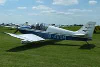 G-AVOM photo, click to enlarge