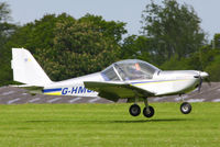 G-HMCA photo, click to enlarge