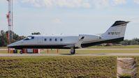 N787GT @ ORL - Lear 55B leaving NBAA