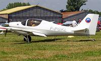 F-PGKL @ LFLV - Europa Avn Europa XS [395] Vichy~F 08/07/2006 - by Ray Barber