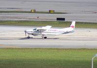 N802AA @ MIA - Cessna 208B