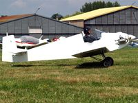 77-AHN @ LFLV - Druine D.31 Turbulent [Unknown} Vichy~F 08/07/2006 - by Ray Barber