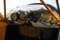 N3676K @ 88C - Piper J3C-65 - by Mark Pasqualino