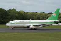 5U-BAG @ EGHL - Taxiing to parking at Lasham - by Jetops1