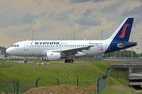 TS-IEF @ LFPG - TS-IEF (Karama), 2009 Airbus A319-112, c/n: 3853