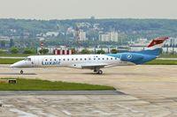LX-LGI @ LFPG - 000 Embraer EMB-145LU (ERJ-145LU), c/n: 145369