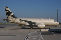 A6-AJC @ LOWW - Al Jaber A318 - by Dietmar Schreiber - VAP
