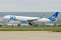 F-HXLF @ LFPG - 2012 Airbus A330-303, c/n: 1360 at CDG