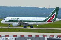 EI-DSF @ LFPG - Alitalia 2007 Airbus A320-216, c/n: 3080