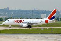 F-HBXA @ LFPG - HOP , 2008 Embraer ERJ-170-100LR 170LR, c/n: 17000237