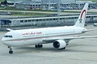 CN-ROW @ LFPO - Royal Air Maroc's 1999 BOEING 767-343ER, c/n: 30008