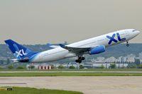 F-GSEU @ LFPG - Airbus A330-243, c/n: 635