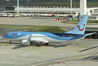 OO-JAV @ LFPO - JetairFly's new 2013 Boeing B737-8K5, c/n: 40943 at Paris Orly