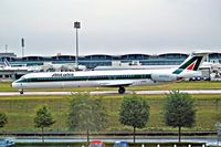 I-DATH @ LFPG - McDonnell Douglas DC-9-82 [53226] (Alitalia) Paris-Charles De Gaulle~F 09/07/2006