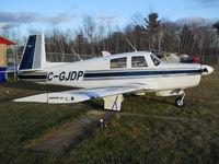 C-GJDP @ CSE4 - 200hp, constant speed prop, retractable - by Pierre Drapeau