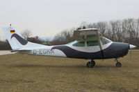 D-EGKA @ LOAN - 1965 Cessna - by Loetsch Andreas