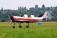 RA-3376K @ LFLV - Yakovlev Yak-52 [888808] Vichy~F 08/07/2006