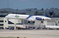 N836RA @ MIA - Dutch Antilles Express MD-83